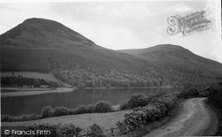 Loweswater Lake c.1900, Loweswater