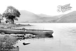 Loweswater Lake c.1960, Loweswater