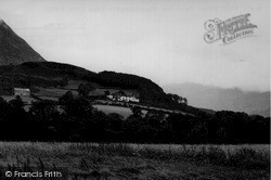Scale Hill Hotel From The Thackthwaite Road c.1955, Loweswater