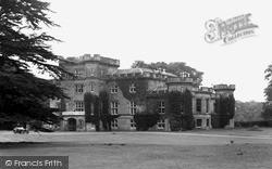 Barmoor Castle c.1955, Lowick