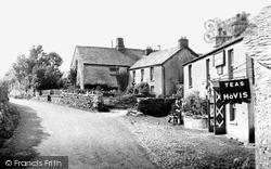 Lowick Bridge, Red Lion Inn And Farm c.1955