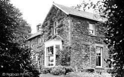 Lowick Green, Hopefield Guest House c.1955
