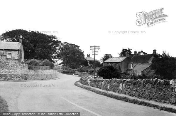 Lowick, the Village c1955