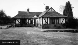 Loxwood, Blackhall Cottage c.1960