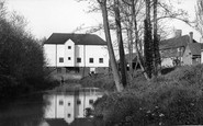 Loxwood, Brewhurst Mill c1960