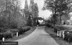 Loxwood, Chapel Corner c.1955