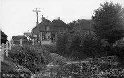 Loxwood, Combination Stores c.1950