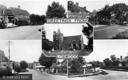 Loxwood, Composite c.1955