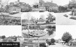 Loxwood, Composite c.1960