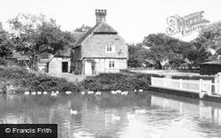 Loxwood, Flitchfold Farm c.1960