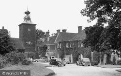 Loxwood, Loxwood Hall Hotel c.1955
