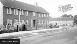 Loxwood, Nichols Field Estate c.1960