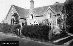 Loxwood, School And School House c.1960