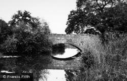 Loxwood, The Bridge c.1950