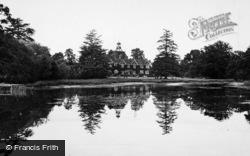 Loxwood, The Lake c.1955