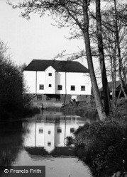Loxwood, The Old Mill c.1960