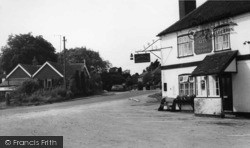 Loxwood, The Onslow Arms c.1965