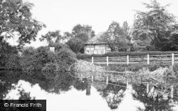 Loxwood, The Pond c.1955