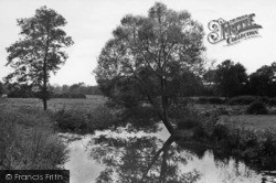 Loxwood, The River Wey c.1950