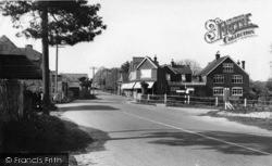 Loxwood, The Village c.1955