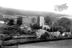 Luccombe, The Village 1901