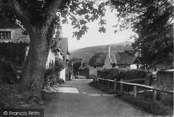 Luccombe, The Village 1923