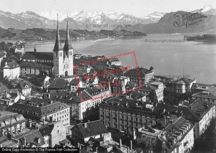 Photo of Lucerne, c.1935