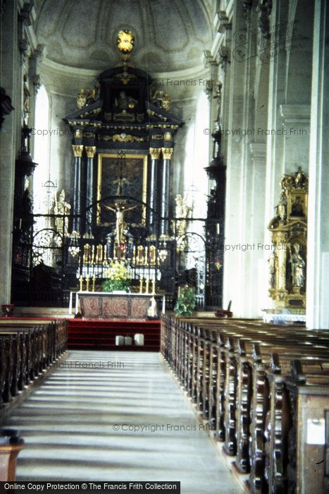 Photo of Lucerne, Cathedral 1983