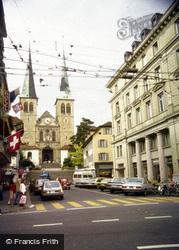 Cathedral 1983, Lucerne