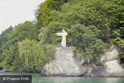 Christ Blessing The Water 1983, Lucerne