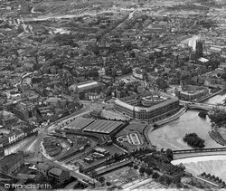 From The Air c.1955, Lucerne