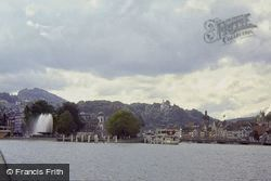 From The Lake 1983, Lucerne