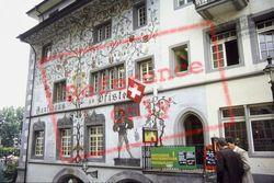 Inn With Family Tree 1983, Lucerne