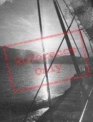 Lake At Sunset c.1935, Lucerne