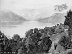 Lake Of Alpnach c.1860, Lucerne