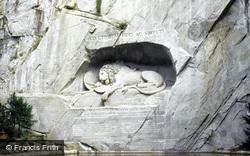 Lion Monument 1983, Lucerne