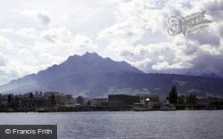 Mount Pilatus 1983, Lucerne