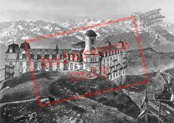 Rigi And The Bernese Alps c.1935, Lucerne