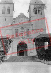 The Church c.1935, Lucerne