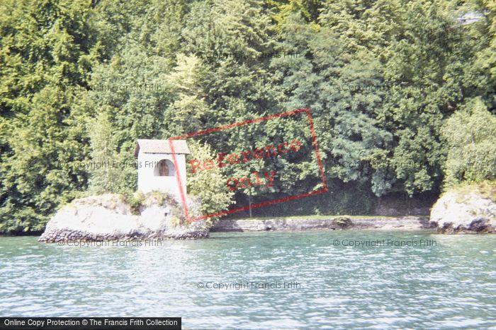 Photo of Lucerne, The Lake, Saint Christopher's Shrine 1983