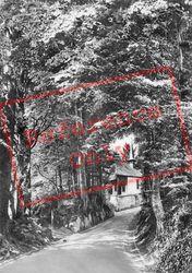 The Lane, Kussnacht c.1935, Lucerne