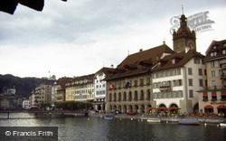 Town Hall 1983, Lucerne