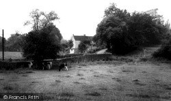 Bridge End c.1955, Luckington