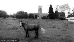 Church Of St Mary And St Ethelbert c.1955, Luckington
