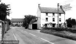 The Bell Inn c.1955, Luckington
