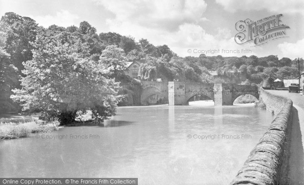 Photo of Ludford, Bridge 1936