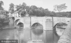 Bridge c.1960, Ludford
