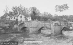 Bridge c.1965, Ludford