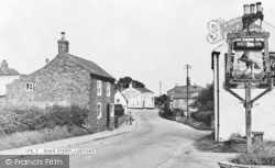 Ludford, High Street c.1950