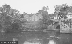 Lodge c.1955, Ludford